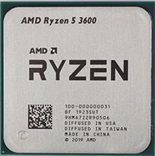 AMD RYZEN 5 3600 3.6GHz AM4 Desktop TRAY CPU